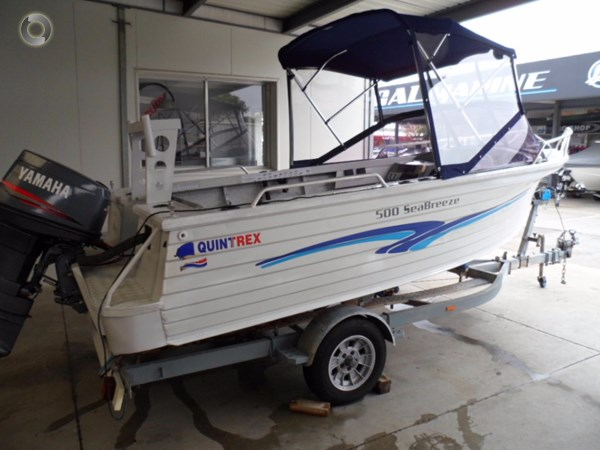 Quintrex 500 Sea Breeze For Sale Regal Marine